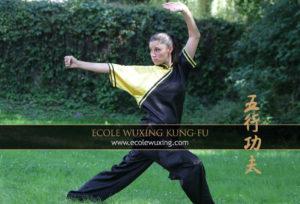 Joy Klein Entraîneur Ecole Wuxing Kung-Fu